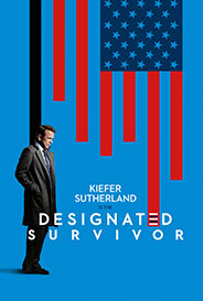 "Plakat zu ""Designated Survivor"""