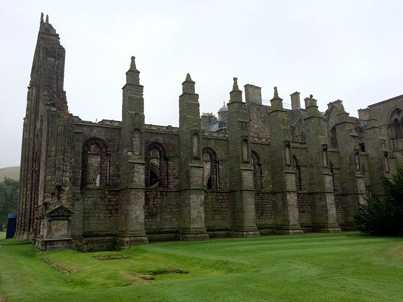 Holyrood-Abtei