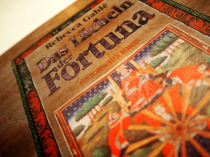 Das Lächeln der Fortuna Cover 1