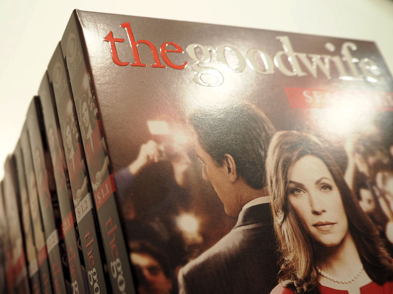 "DVDs von ""The Good Wife"""