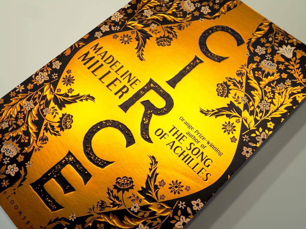 """Foto vom Buch """"Circe"""" von Madeline Miller"""