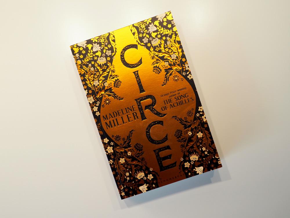 """Cover vom Buch """"Circe"""" von Madeline Miller"""