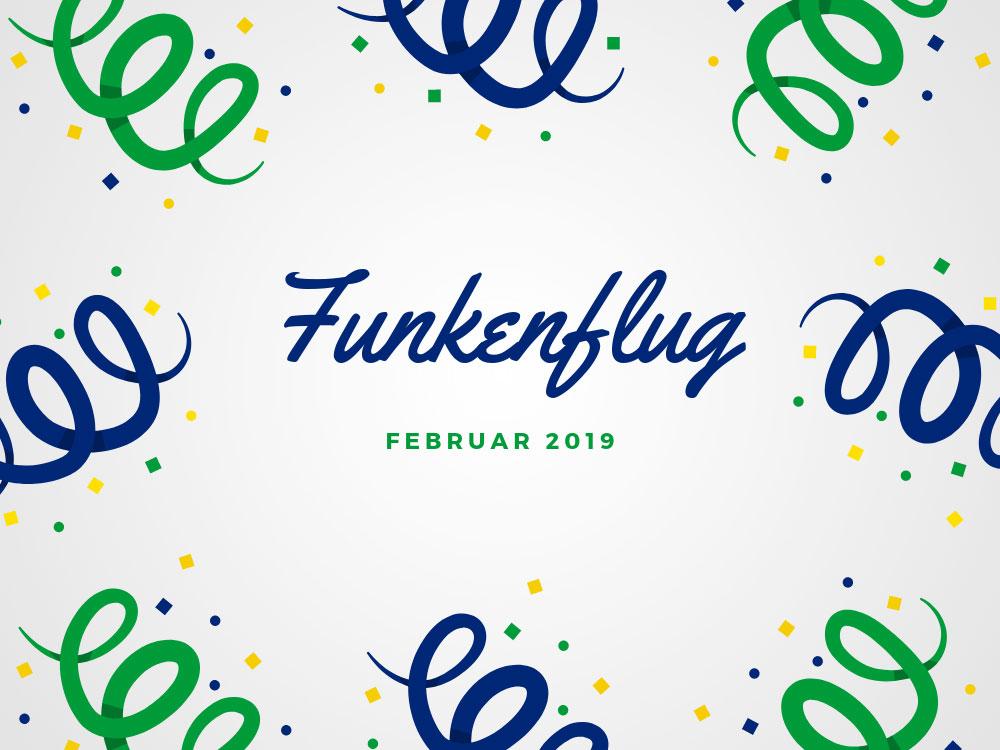 Symbolbild für Monatsrückblick Februar 2019