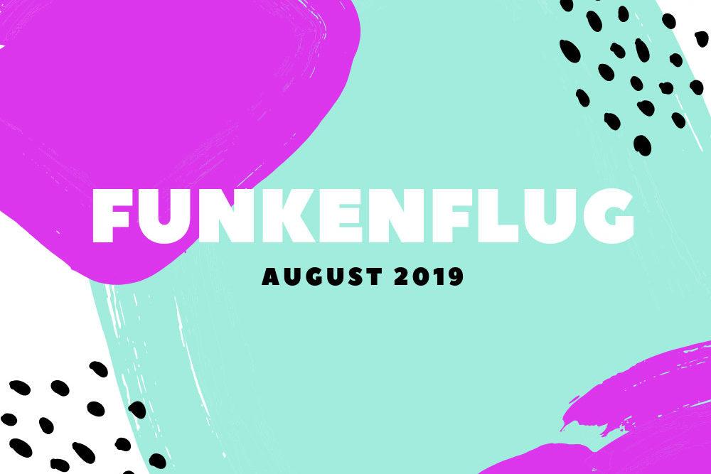 Symbolbild für Monatsrückblick August 2019