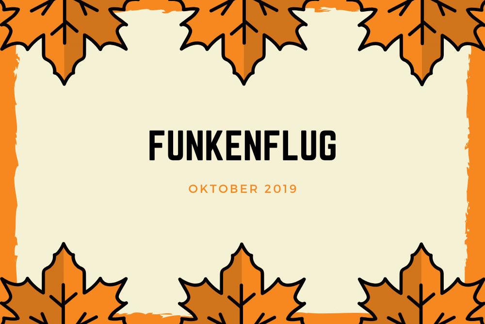 Symbolbild Monatsrückblick Oktober 2019