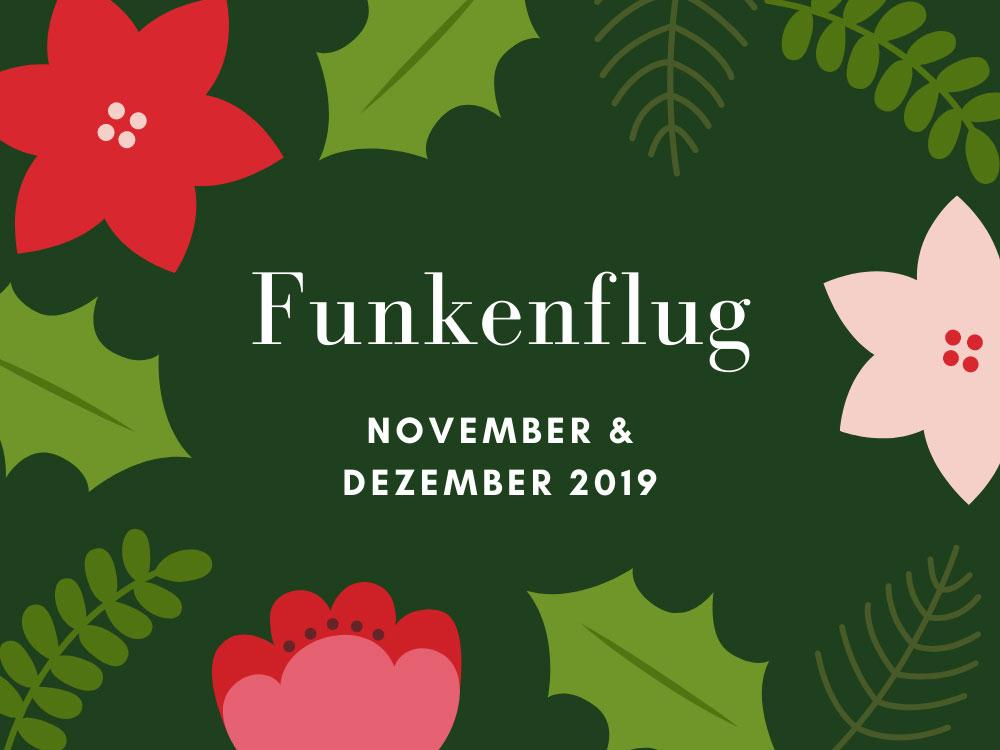 Symbolbild Monatsrückblick November Dezember 2019