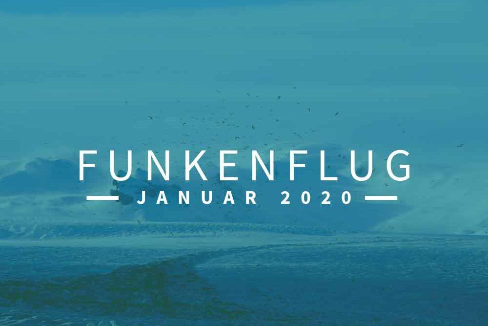 Symbolbild für Monatsrückblick Januar 2020