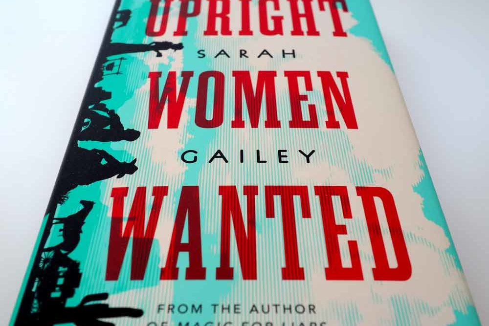 """Foto 1 vom Buch """"Upright Women Wanted"""""""