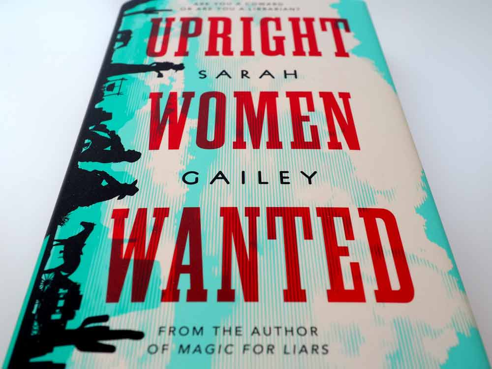 "Foto 1 vom Buch ""Upright Women Wanted"""