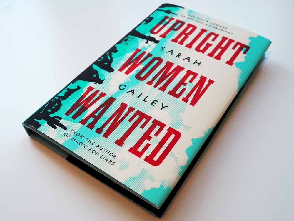 "Foto 2 vom Buch ""Upright Women Wanted"""