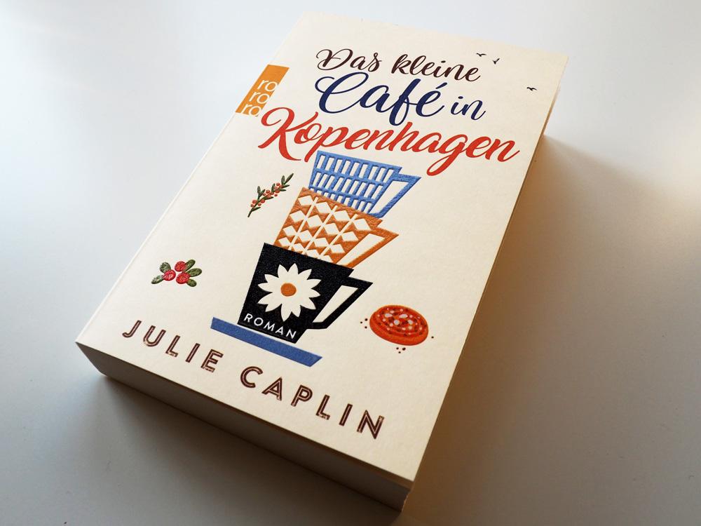 """Weiteres Foto vom Buch """"Das kleine Café in Kopenhagen"""""""