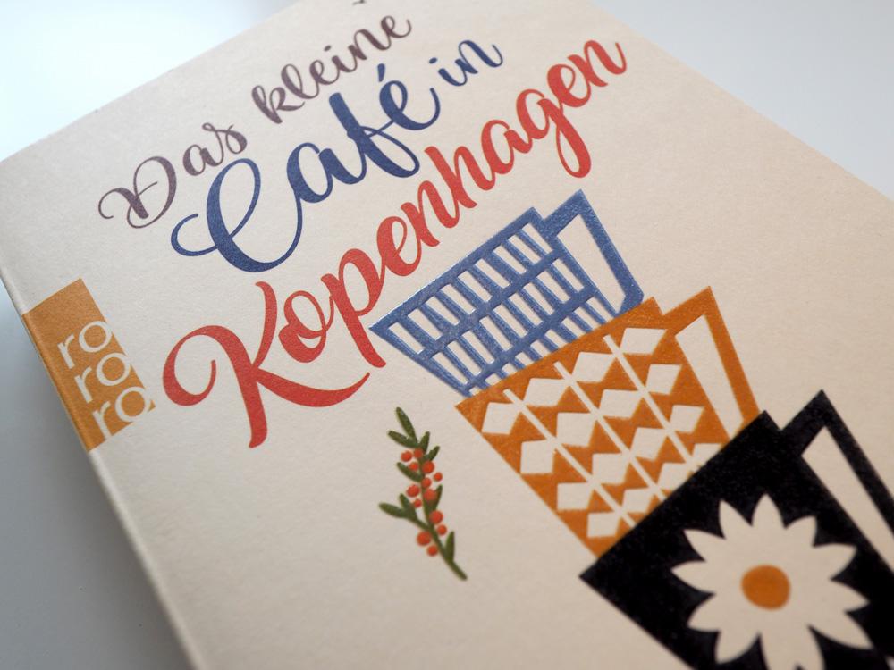 """Foto vom Buch """"Das kleine Café in Kopenhagen"""""""