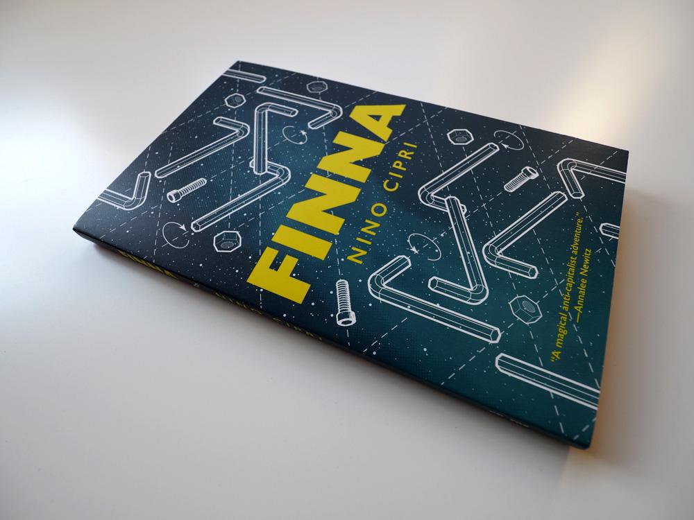 """Bild vom Buch """"Finna"""""""