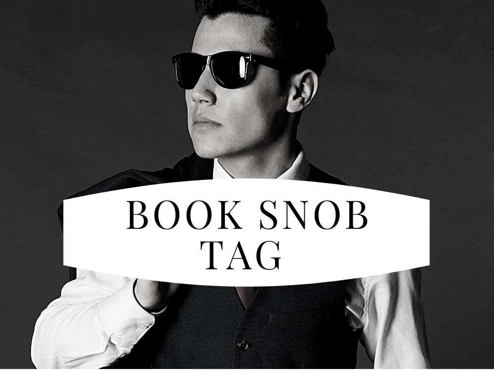 Symbolbild für Book Snob Tag