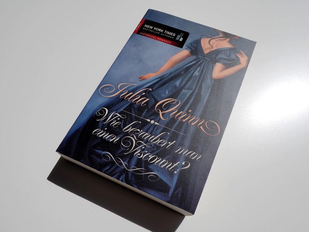"""Bild vom Buch """"Wie verführt man einen Viscount?"""""""