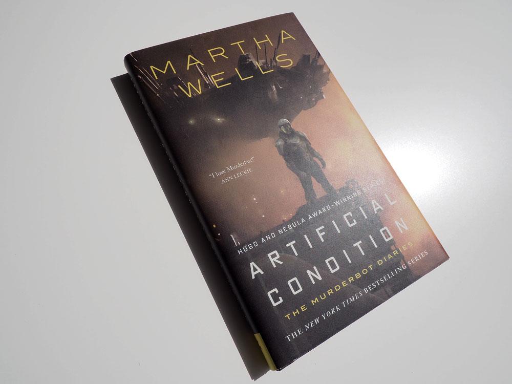 """Bild vom Buch """"Artifical Condition"""""""