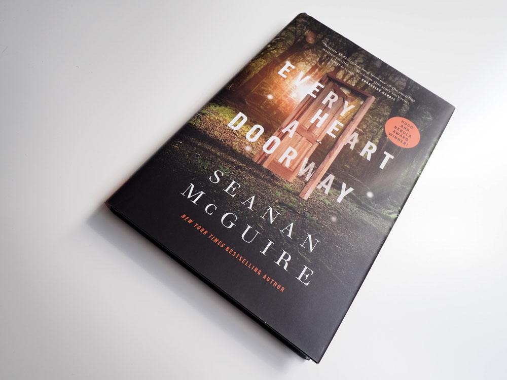 """Bild vom Buch """"Every Heart a Doorway"""""""